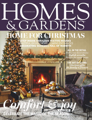 Homes and Gardens - UK December 2015