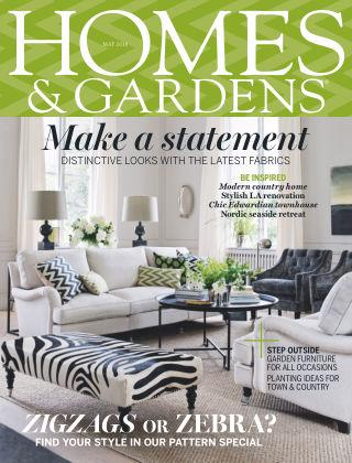 Homes and Gardens - UK May 2016