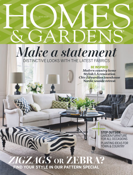 Homes and Gardens - UK April 01, 2016 00:00