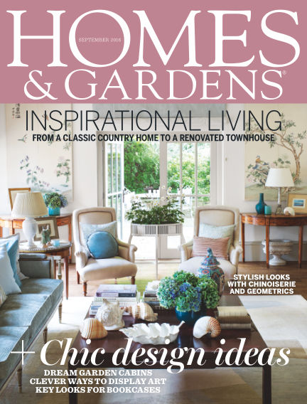 Homes and Gardens - UK August 04, 2016 00:00