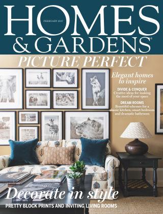 Homes and Gardens - UK February 2017