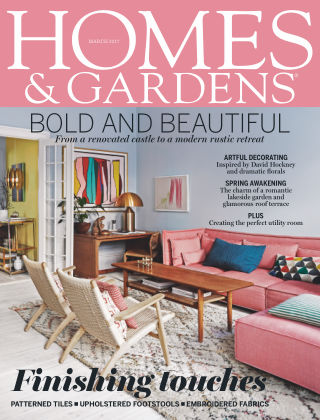Homes and Gardens Magazine - UK March 2017