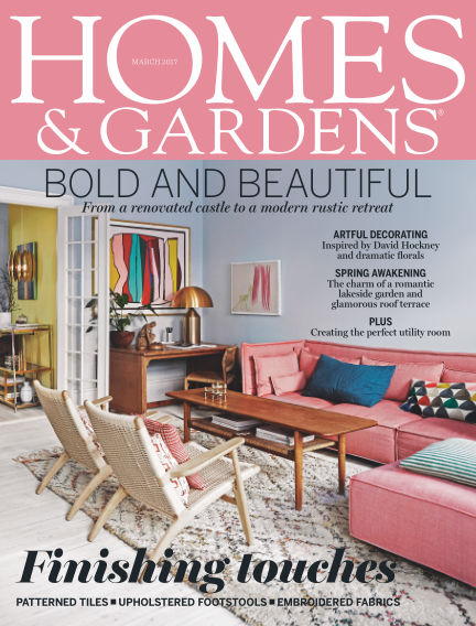 Homes and Gardens - UK February 02, 2017 00:00