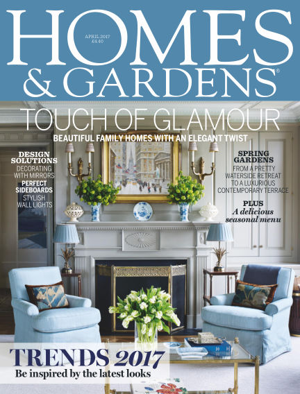 Homes and Gardens - UK March 02, 2017 00:00
