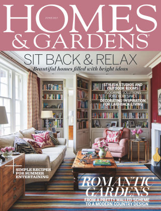 Homes and Gardens - UK Jun 2017