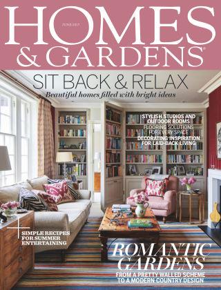 Homes and Gardens - UK Jun 2017