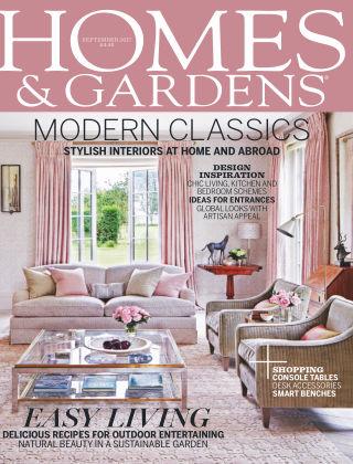 Homes and Gardens Magazine - UK Sep 2017