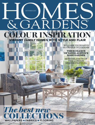 Homes and Gardens - UK Oct 2017