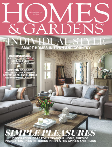 Homes and Gardens - UK September 28, 2017 00:00