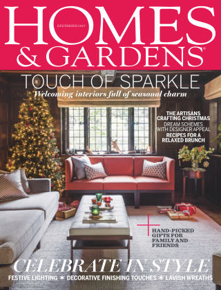 Homes and Gardens - UK Dec 2017