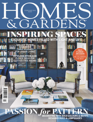 Homes and Gardens - UK Feb 2018