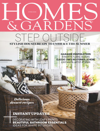 Homes and Gardens - UK Jun 2018