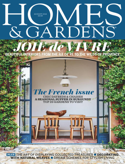 Homes and Gardens - UK July 05, 2018 00:00