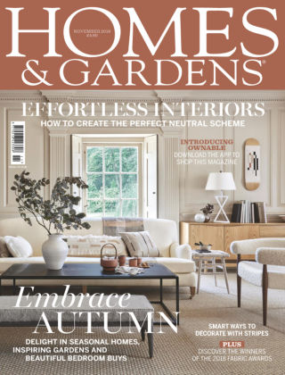 Homes and Gardens - UK Nov 2018