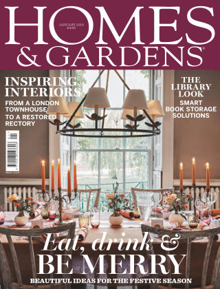 Homes and Gardens - UK Jan 2019