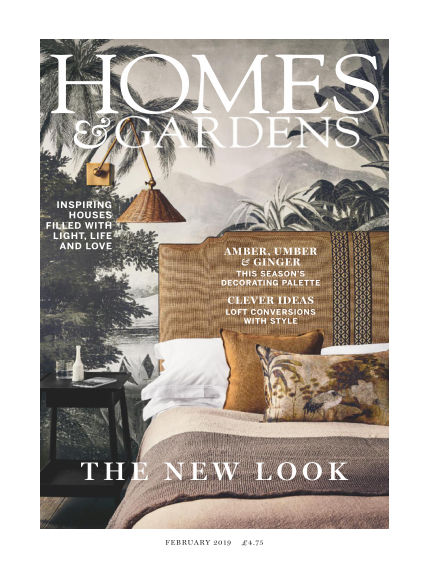 Homes and Gardens - UK January 03, 2019 00:00