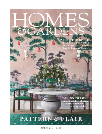Homes and Gardens - UK January 31, 2019 00:00