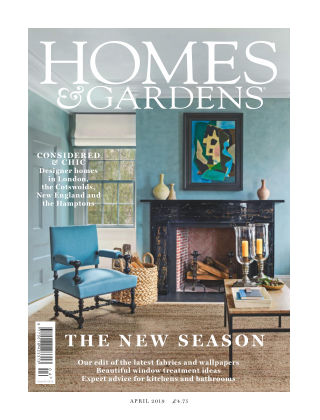 Homes and Gardens - UK Apr 2019