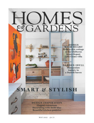 Homes and Gardens - UK May 2019