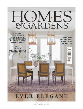 Homes and Gardens - UK Jul 2019