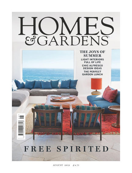 Homes and Gardens - UK July 04, 2019 00:00