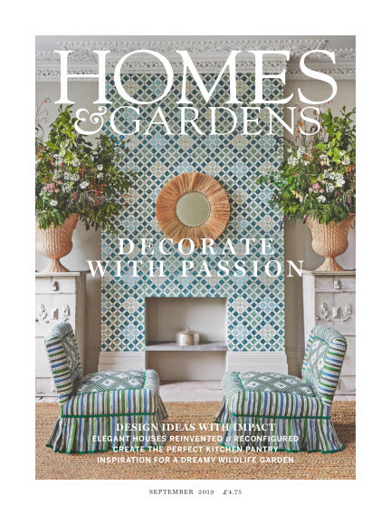 Homes and Gardens - UK August 01, 2019 00:00