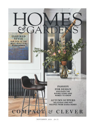 Homes and Gardens - UK Nov 2019