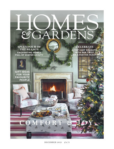 Homes and Gardens - UK October 31, 2019 00:00