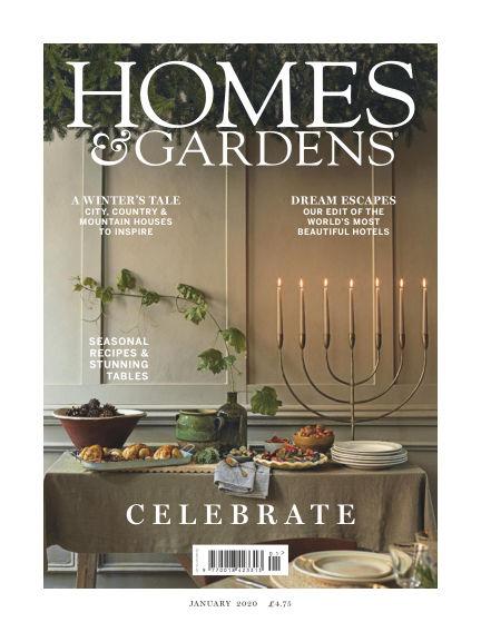 Homes and Gardens - UK December 05, 2019 00:00