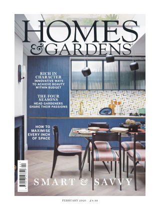 Homes and Gardens - UK Feb 2020