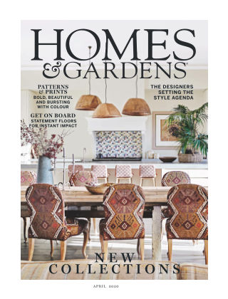Homes and Gardens - UK Apr 2020