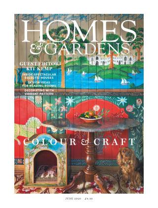 Homes and Gardens - UK Jun 2020