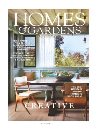 Homes and Gardens - UK July 2020