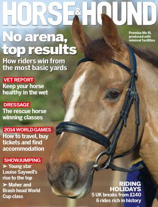 Horse & Hound 13th February 2014