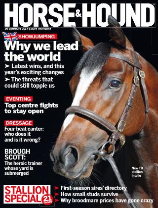 Horse & Hound 30th January 2014