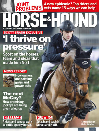 Horse & Hound 9th January 2014