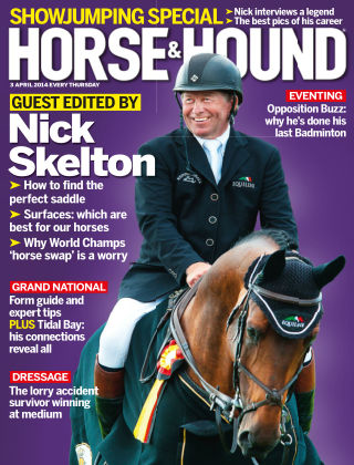 Horse & Hound 3rd April 2014