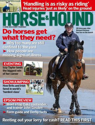 Horse & Hound 5th June 2014