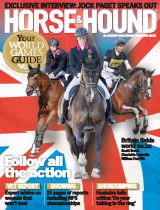 Horse & Hound 21st August 2014