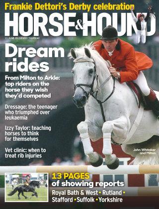 Horse & Hound 11th June 2015