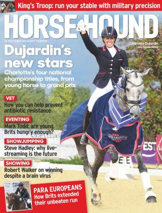Horse & Hound 24th September 2015