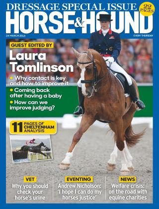 Horse & Hound 24th March 2016