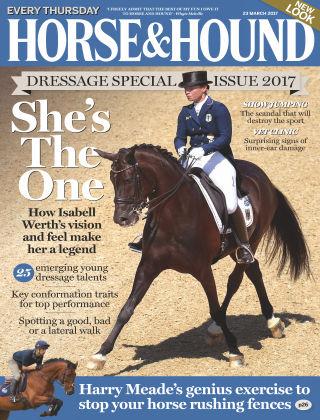 Horse & Hound Magazine 23rd March 2017