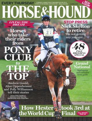 Horse & Hound 6th April 2017