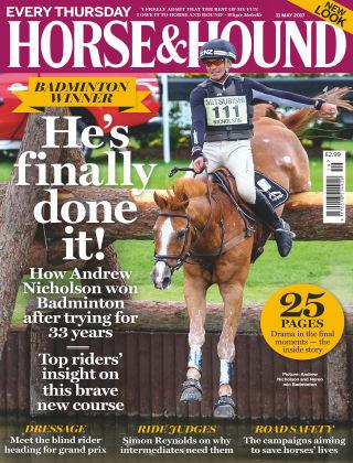 Horse & Hound 11th May 2017