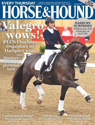 Horse & Hound 13th July 2017