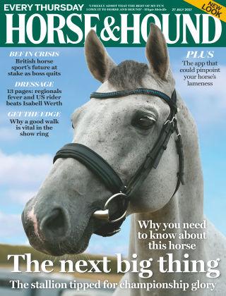 Horse & Hound 2017-07-27