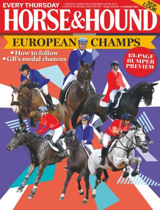 Horse & Hound Magazine 17th August 2017
