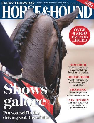 Horse & Hound 14th September 2017