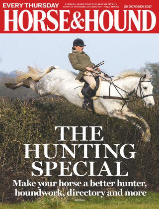 Horse & Hound 26th October 2017